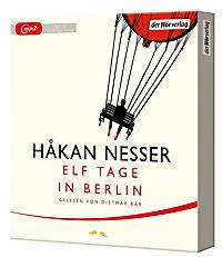Elf Tage in Berlin, 1 MP3-CD - Produktdetailbild 1