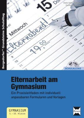 Elternarbeit am Gymnasium, m. CD-ROM, Stefan Seitz, Petra Hiebl, Renate Kopf-Hanauer