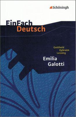Emilia Galotti, Gotthold Ephraim Lessing