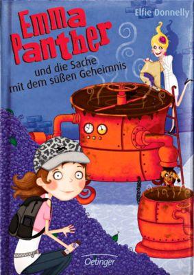 Emma Panther und die Sache mit dem süßen Geheimnis, Elfie Donnelly
