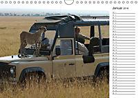 Emotionale Momente: Auf Fotosafari in Kenia (Wandkalender 2018 DIN A4 quer) Dieser erfolgreiche Kalender wurde dieses Ja - Produktdetailbild 1