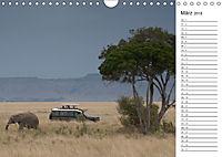 Emotionale Momente: Auf Fotosafari in Kenia (Wandkalender 2018 DIN A4 quer) Dieser erfolgreiche Kalender wurde dieses Ja - Produktdetailbild 3