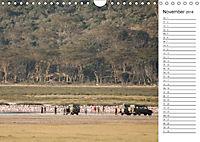 Emotionale Momente: Auf Fotosafari in Kenia (Wandkalender 2018 DIN A4 quer) Dieser erfolgreiche Kalender wurde dieses Ja - Produktdetailbild 11