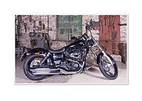 Emotionale Momente: Harley Davidson - Wide Glide. (Posterbuch DIN A2 quer) - Produktdetailbild 9