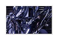 Emotionale Momente: Harley Davidson - Wide Glide. (Posterbuch DIN A2 quer) - Produktdetailbild 2