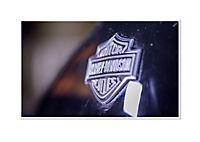 Emotionale Momente: Harley Davidson - Wide Glide. (Posterbuch DIN A2 quer) - Produktdetailbild 7