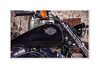 Emotionale Momente: Harley Davidson - Wide Glide. (Posterbuch DIN A2 quer) - Produktdetailbild 12