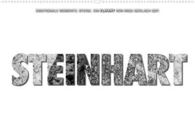 Emotionale Momente: Steinhart (Posterbuch DIN A4 quer), Ingo Gerlach