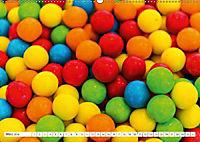 Emotionale Momente: Süßes & Saures. / CH-Version (Wandkalender 2018 DIN A2 quer) - Produktdetailbild 3