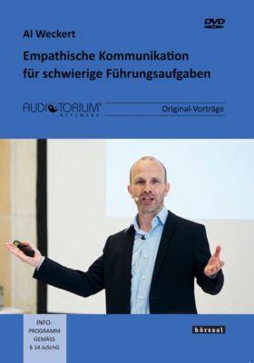 Empathische Kommunikation für schwierige Führungsaufgaben, DVD, Al Weckert