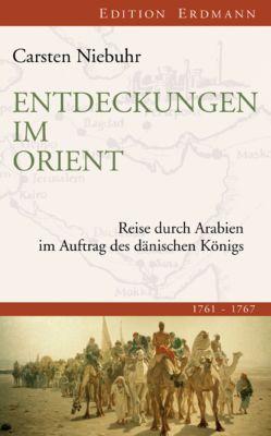 Entdeckungen im Orient, Carsten Niebuhr