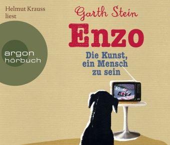 Enzo, 4 Audio-CDs, Garth Stein