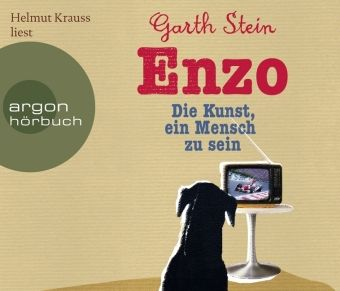 Enzo, 4 Audio-CDs, Garth Stein