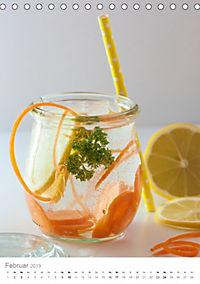 Erfrischendes Vitaminwasser (Tischkalender 2019 DIN A5 hoch) - Produktdetailbild 2