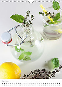 Erfrischendes Vitaminwasser (Wandkalender 2019 DIN A4 hoch) - Produktdetailbild 6