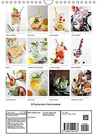 Erfrischendes Vitaminwasser (Wandkalender 2019 DIN A4 hoch) - Produktdetailbild 13