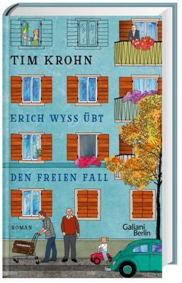 Erich Wyss übt den freien Fall, Tim Krohn