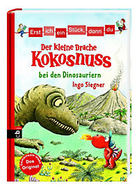 Erst ich ein Stück, dann du - Der kleine Drache Kokosnuss bei den Dinosauriern - Produktdetailbild 1