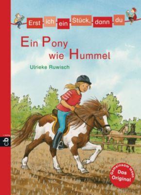 Erst ich ein Stück, dann du. Minibücher Band 2: Ein Pony wie Hummel, Ulrieke Ruwisch