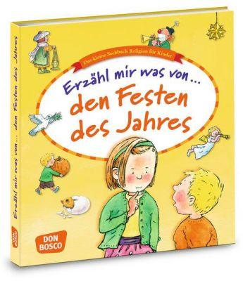 Erzähl mir was von ... den Festen des Jahres, Esther Hebert, Gesa Rensmann