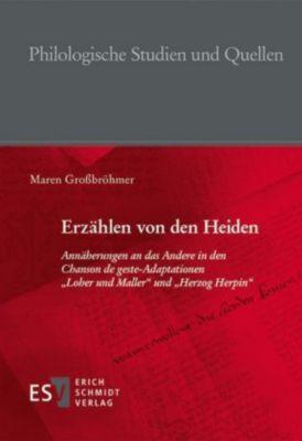 Erzählen von den Heiden, Maren Großbröhmer