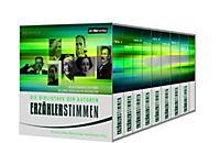 Erzählerstimmen, 44 Audio-CDs - Produktdetailbild 2