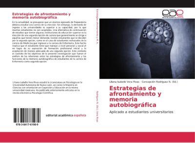 Estrategias de afrontamiento y memoria autobiográfica, Liliana Isabelle Vera Rivas