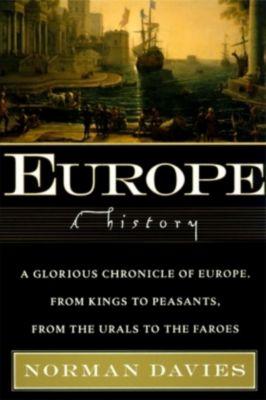 Europe, Norman Davies