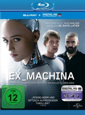 Ex Machina, Alex Garland
