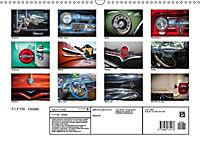 F1-F100 - Details - Die Liebe zu Lack und Kleinigkeiten (Wandkalender 2018 DIN A3 quer) - Produktdetailbild 13