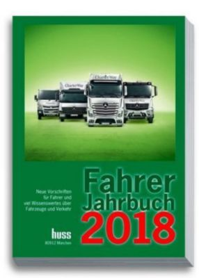 Fahrer-Jahrbuch 2018, Uwe Vogel, Redaktion Transport