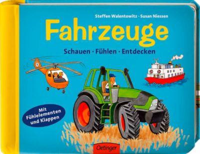 Fahrzeuge, Susan Niessen, Steffen Walentowitz