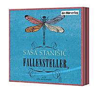 Fallensteller, 4 Audio-CDs - Produktdetailbild 1