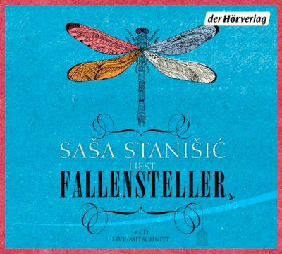 Fallensteller, 4 Audio-CDs, Sasa Stanisic