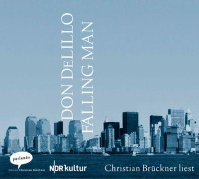 Falling Man, 7 Audio-CDs, Don DeLillo