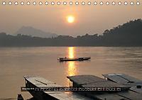 Farbenfrohes Laos (Tischkalender 2018 DIN A5 quer) - Produktdetailbild 12