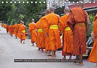 Farbenfrohes Laos (Tischkalender 2018 DIN A5 quer) - Produktdetailbild 2
