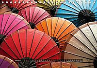 Farbenfrohes Laos (Tischkalender 2018 DIN A5 quer) - Produktdetailbild 4