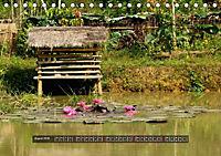 Farbenfrohes Laos (Tischkalender 2018 DIN A5 quer) - Produktdetailbild 8