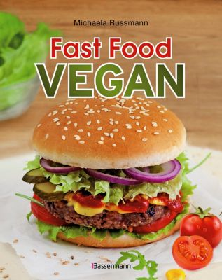 Fast Food vegan, Michaela Russmann