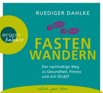 Fasten-Wandern, 2 CDs, Ruediger Dahlke