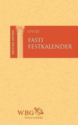 Fasti / Festkalender, Ovid