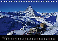 Faszination Matterhorn (Tischkalender 2018 DIN A5 quer) - Produktdetailbild 1