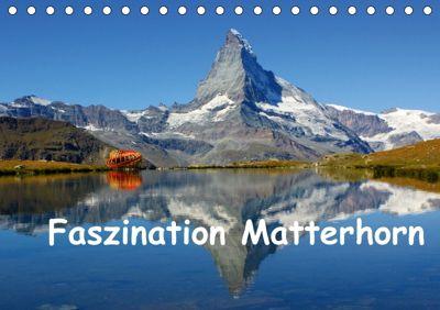 Faszination Matterhorn (Tischkalender 2018 DIN A5 quer), Susan Michel