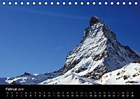 Faszination Matterhorn (Tischkalender 2018 DIN A5 quer) - Produktdetailbild 2