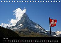 Faszination Matterhorn (Tischkalender 2018 DIN A5 quer) - Produktdetailbild 6