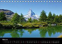 Faszination Matterhorn (Tischkalender 2018 DIN A5 quer) - Produktdetailbild 5
