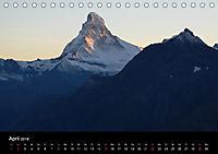 Faszination Matterhorn (Tischkalender 2018 DIN A5 quer) - Produktdetailbild 4