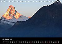 Faszination Matterhorn (Tischkalender 2018 DIN A5 quer) - Produktdetailbild 12