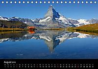 Faszination Matterhorn (Tischkalender 2018 DIN A5 quer) - Produktdetailbild 8